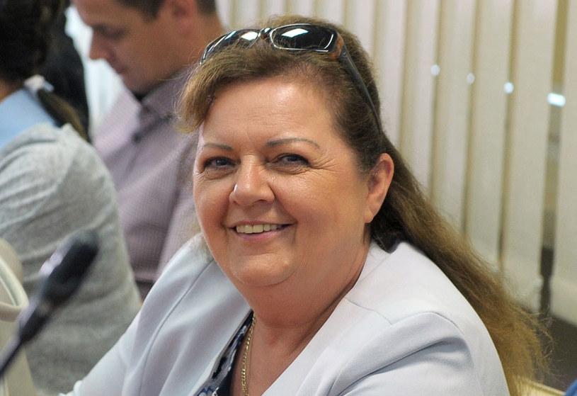 Renata Beger wraca do wielkiej polityki? /Jan Bielecki /East News