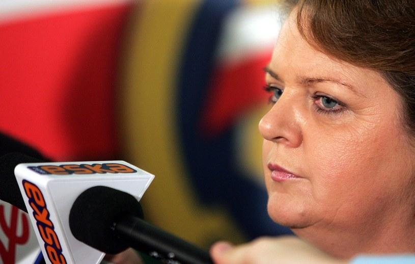 Renata Beger /Karol Piechocki/REPORTER  /East News