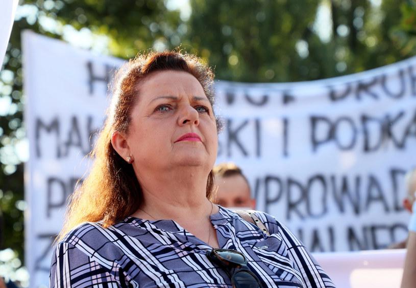 Renata Beger /Piotr Molecki /East News