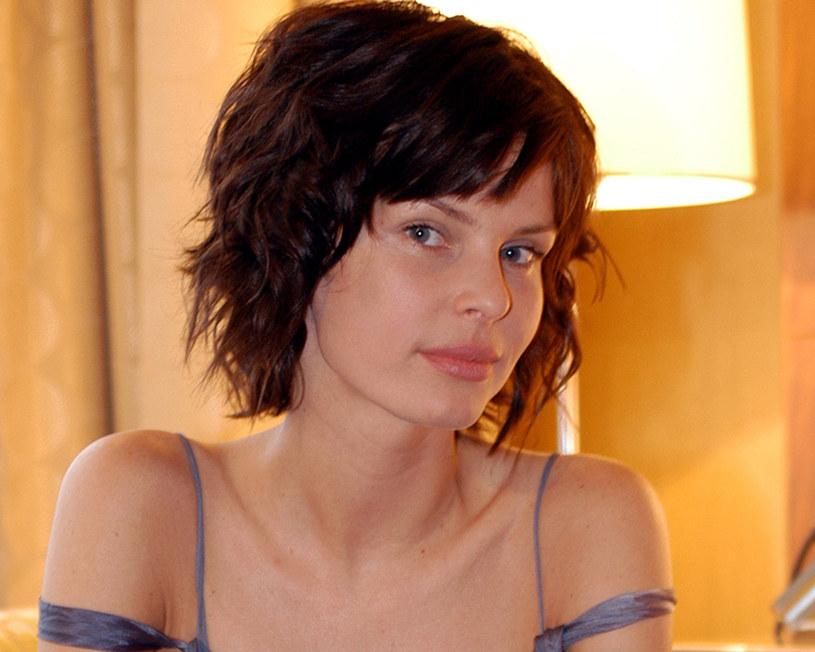 Renata Gabryjelska była kiedyś znaną gwiazdą /Prończyk /AKPA