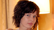 Renata Gabryjelska na wesele przybyła w... skrzyni!