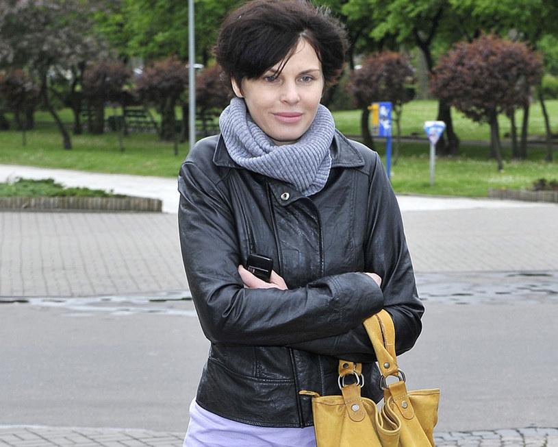 Renata Gabryjelska zatęskniła za show-biznesem? /Kurnikowski /AKPA