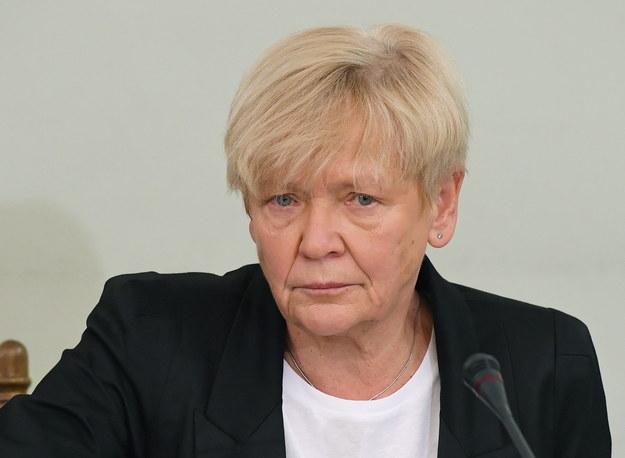 Renata Hayder /Radek Pietruszka /PAP