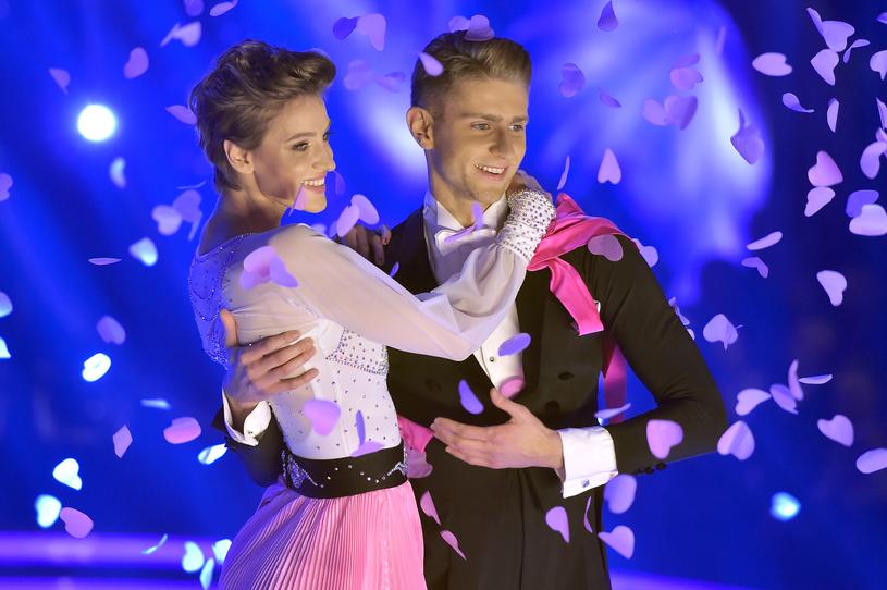 Renata Kaczoruk i Michał Jeziorowski /AKPA