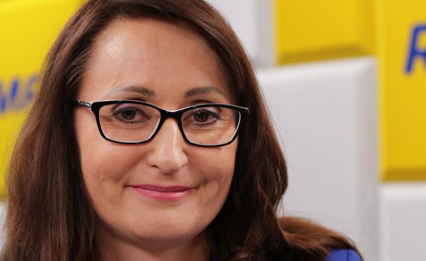 Renata Kaznowska: Minister Zalewska podpaliła polską oświatę, płomień gaszą benzyną