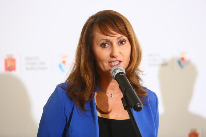 Renata Kaznowska /Leszek Szymański /PAP