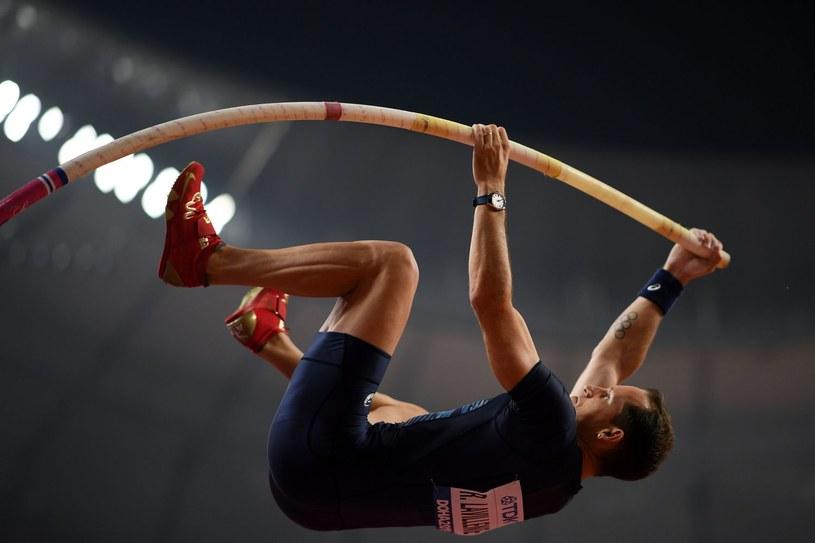 Renaud Lavillenie /AFP