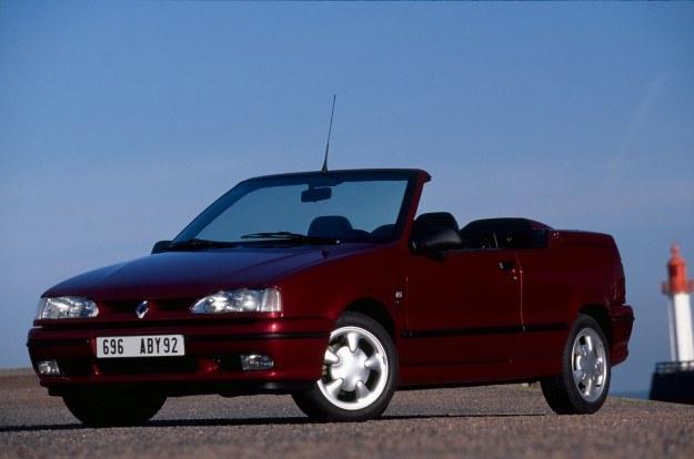 Renault 19 cabrio /