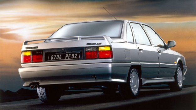 Renault 21 Turbo /Renault