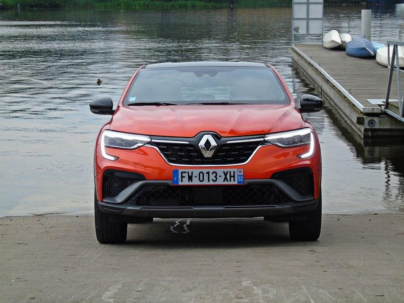 Renault Arkana E-tech /INTERIA.PL
