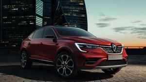 Renault Arkana - nowy francuski SUV