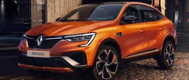 Renault Arkana teraz także w Europie