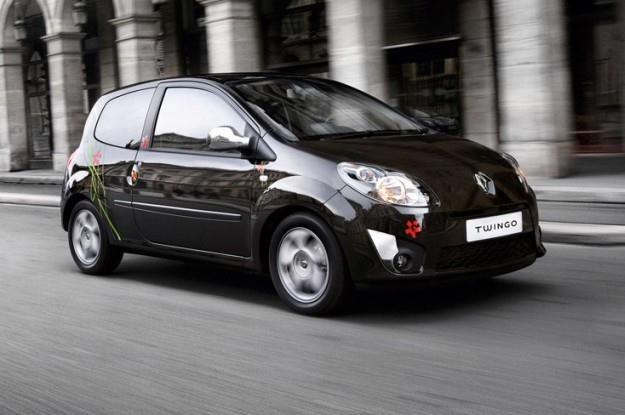 Renault brakuje pieniędzy na opracowanie następcy Twingo /