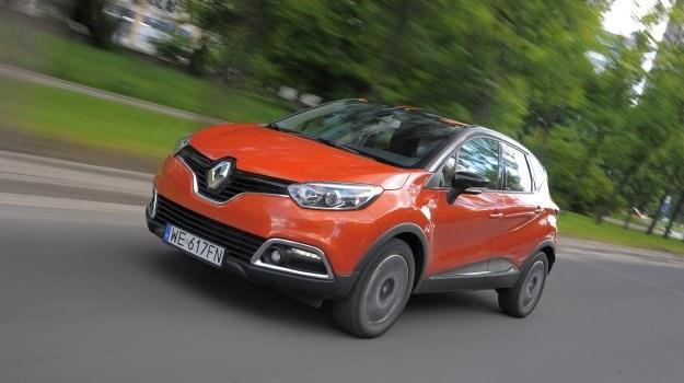Renault Captur 1.2 TCe EDC Intens /Motor