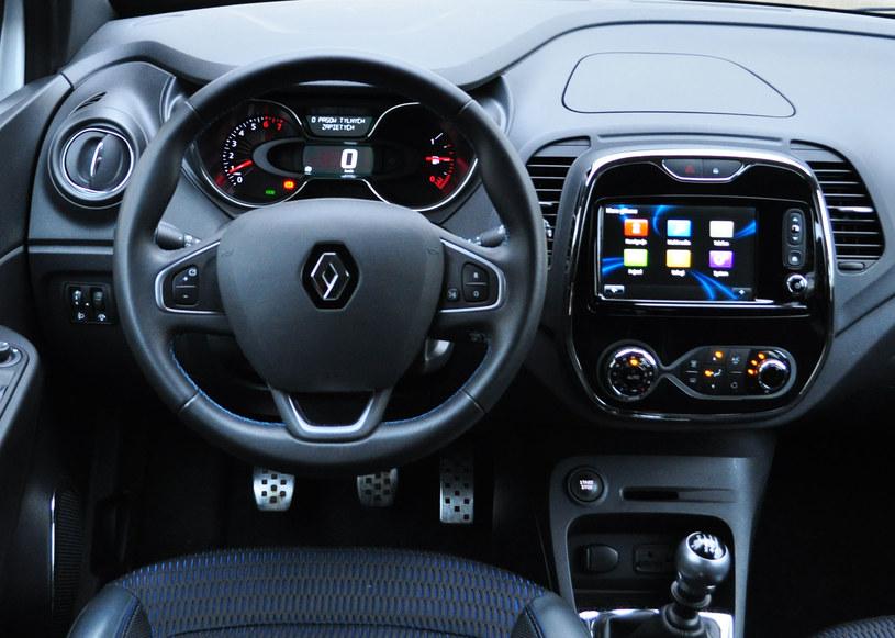 Renault Captur Night & Day Energy 1.2 TCe 120 /INTERIA.PL