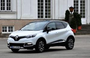 Renault Captur - praktyczny modniś