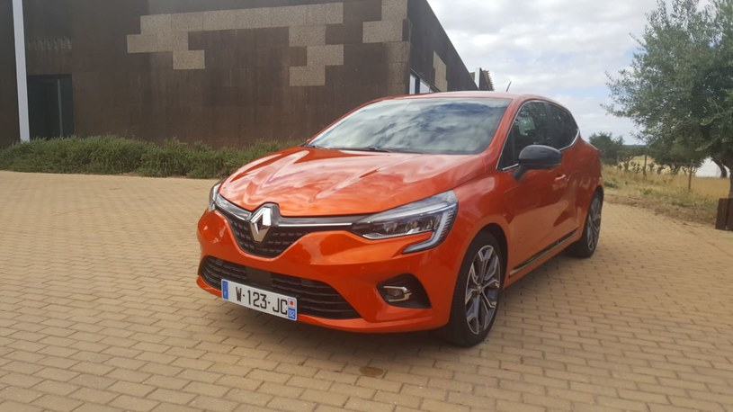 Renault Clio 2019. /INTERIA.PL