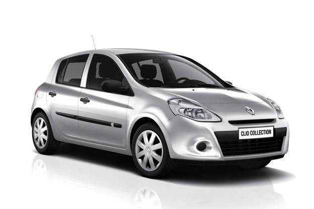 Renault Clio Collection /INTERIA.PL