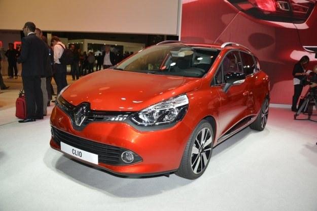 Renault clio estate /INTERIA.PL