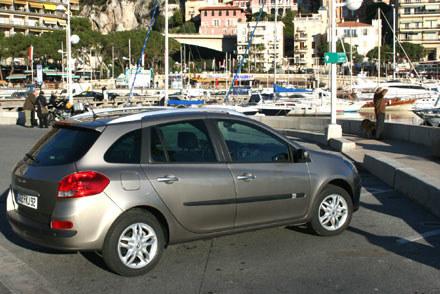 Renault clio grandtour / kliknij /INTERIA.PL