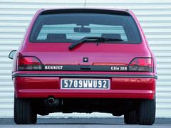 Renault Clio I (1990-1996)