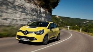 Renault Clio - pierwsza jazda