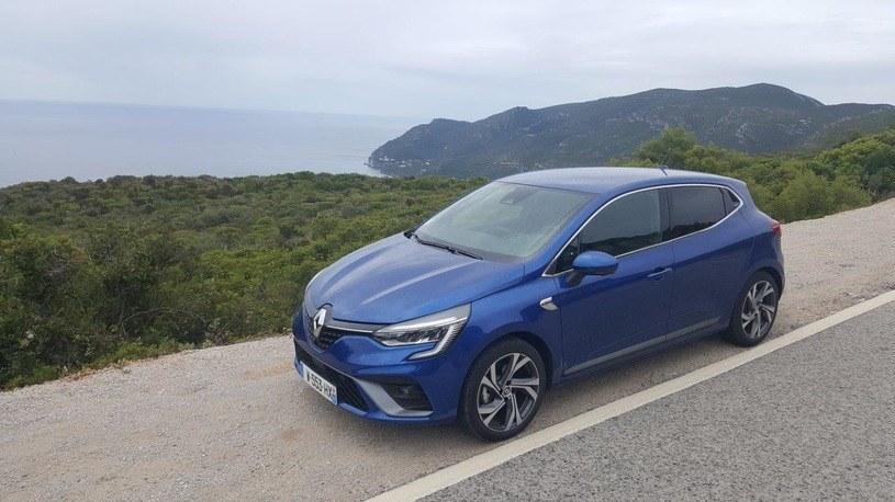 Renault Clio /INTERIA.PL