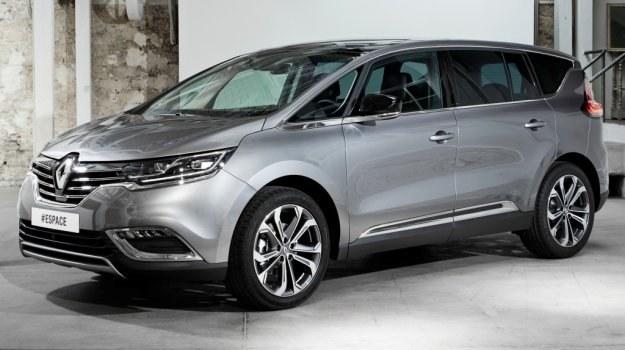 Renault Espace (2015) /Renault