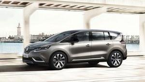 Renault Espace i Talisman w nowych wersjach