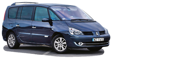 Renault Espace IV /Motor