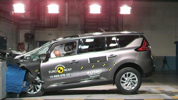Renault Espace /Euro NCAP
