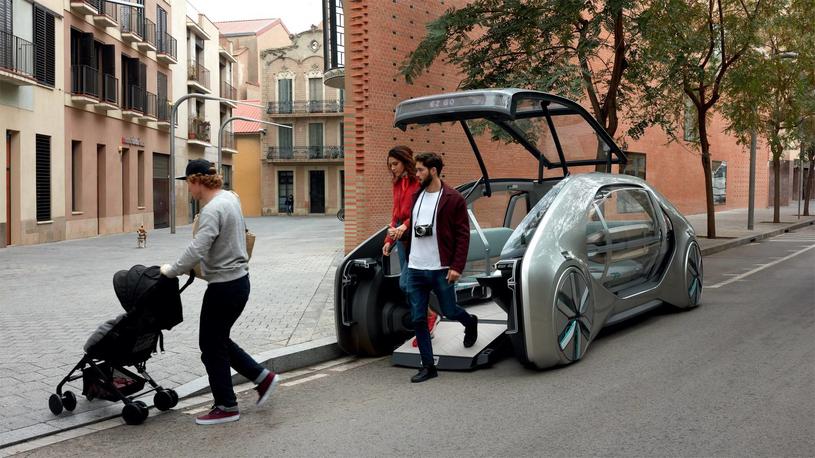 Renault EZ-GO /
