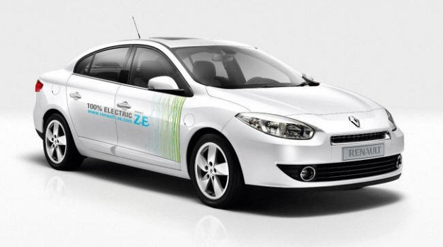 Renault Fluence Z.E. /Renault