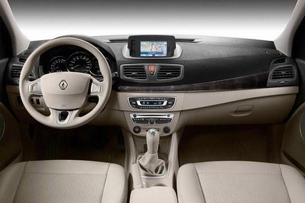 Renault fluence /