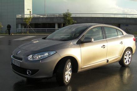 Renault fluence /INTERIA.PL
