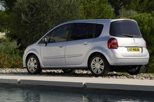 Renault grand modus / Kliknij /poboczem.pl