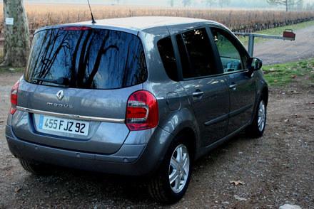 Renault grand modus / Kliknij /INTERIA.PL
