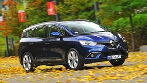 Renault Grand Scenic dCi 110 Hybrid Assist – test