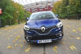 Renault Grand Scenic dCi 110 Hybrid Assist