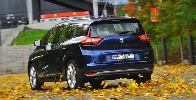 Renault Grand Scenic /Motor