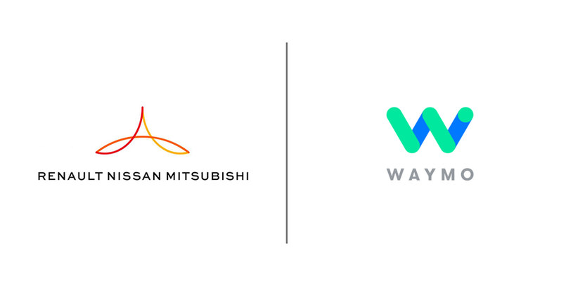Renault i Nissan łączą siły z Waymo /materiały prasowe