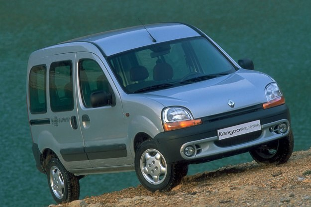 Renault Kangoo Pampa /