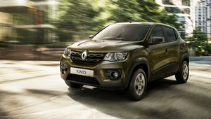 Renault Kwid – zupełnie nowy, miejski crossover