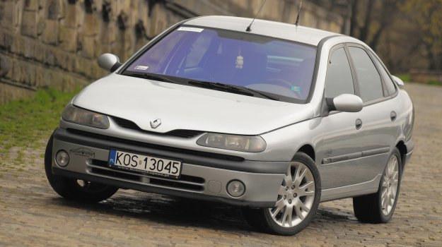 Renault Laguna I - prawie jak wino. /Motor