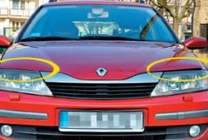 Renault Laguna /Motor