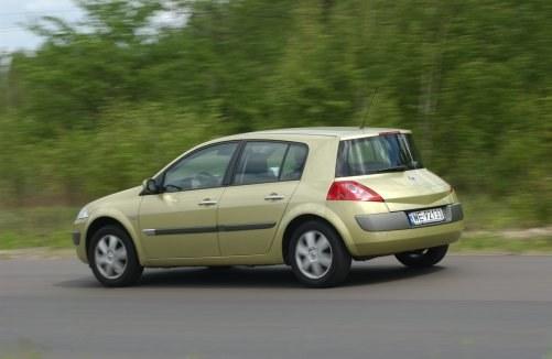 Renault Megane (2002-2008) /Motor