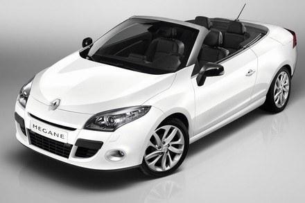 Renault megane coupe-cabriolet /