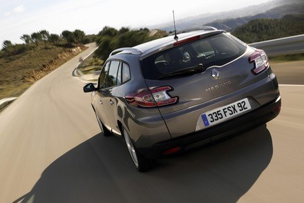 Renault megane estate /