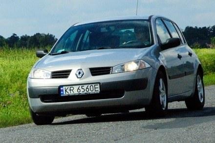 Renault megane / Fot. Michał Domański /INTERIA.PL