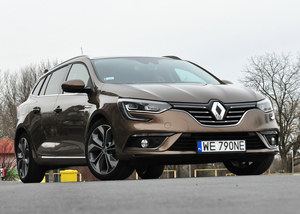 Renault Megane Grandtour 1.2 TCe - dla spokojnego kierowcy